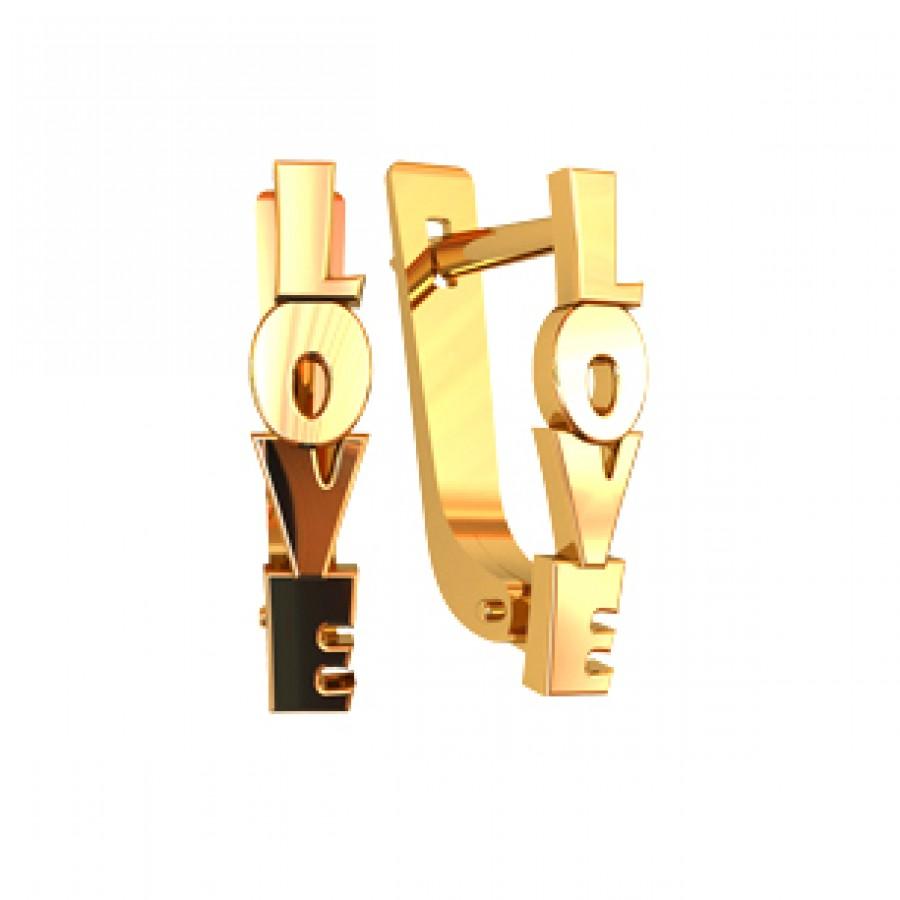 Earrings 110085