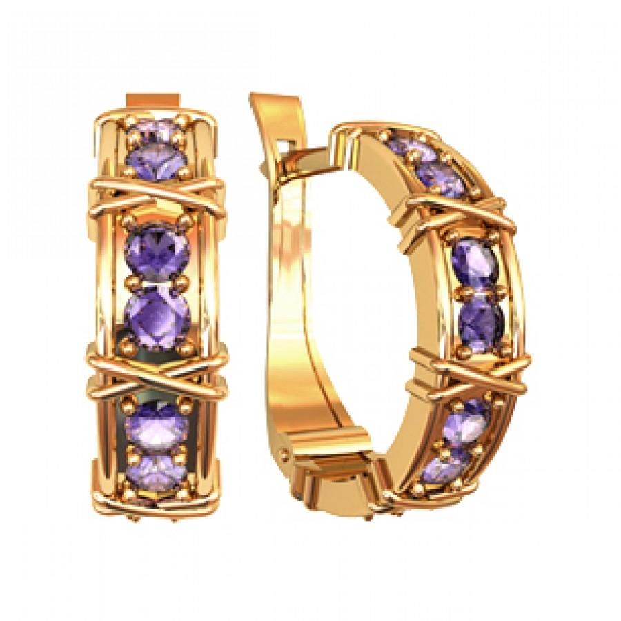Earrings 110155