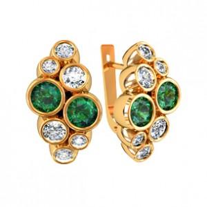 Earrings 110455