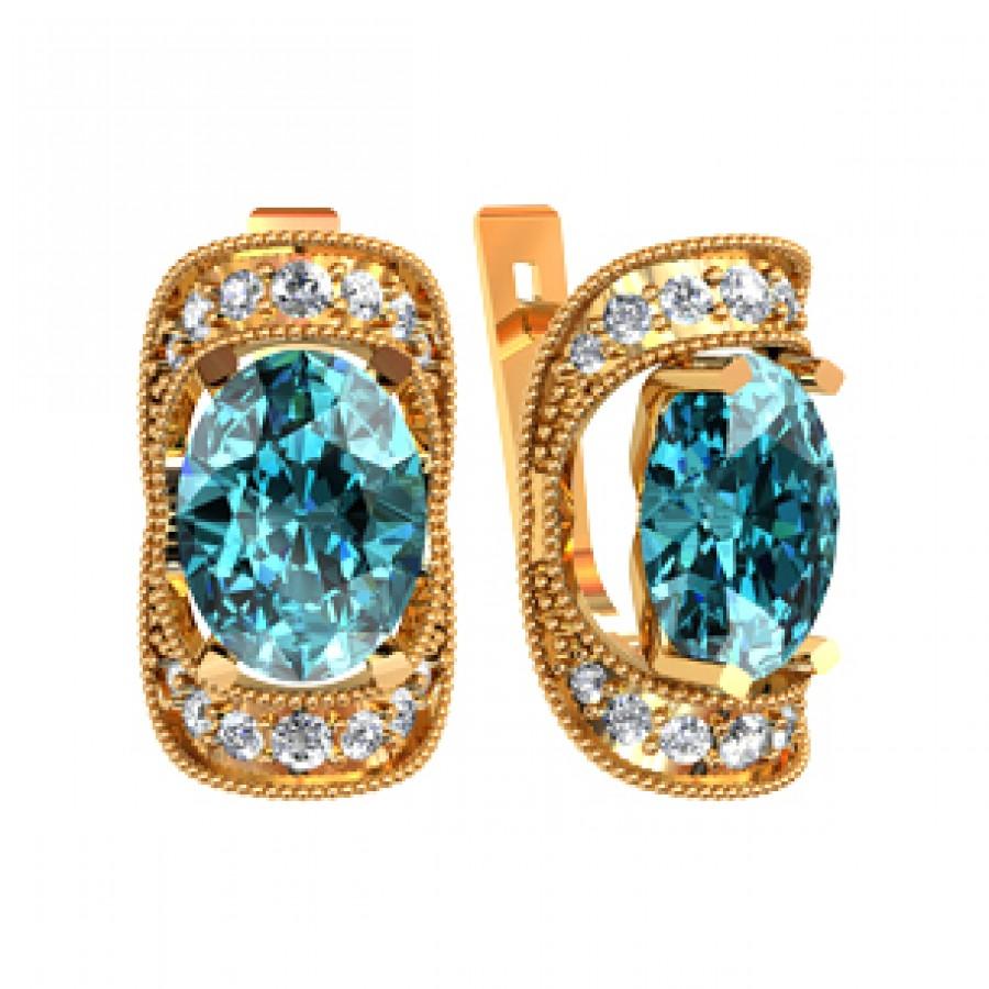 Earrings 110465
