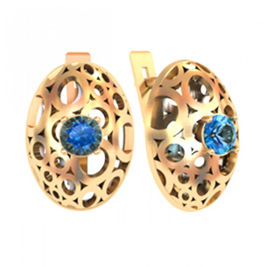 Earrings 110475