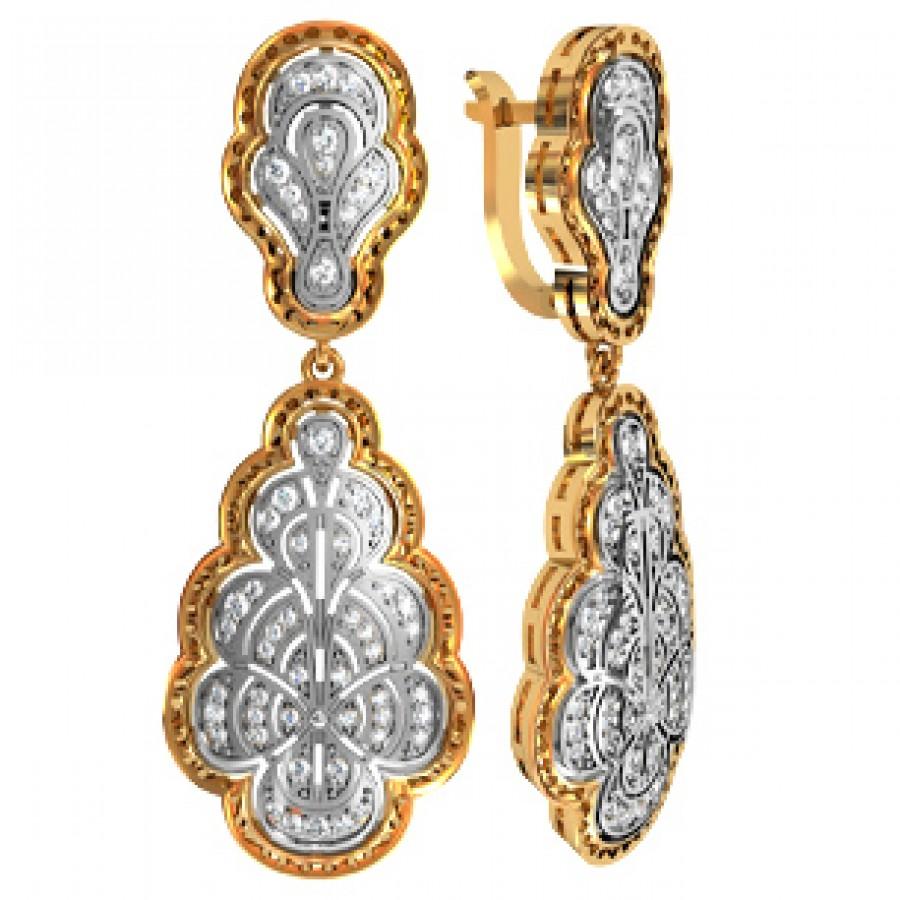 Earrings 110665