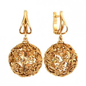 Earrings 110765