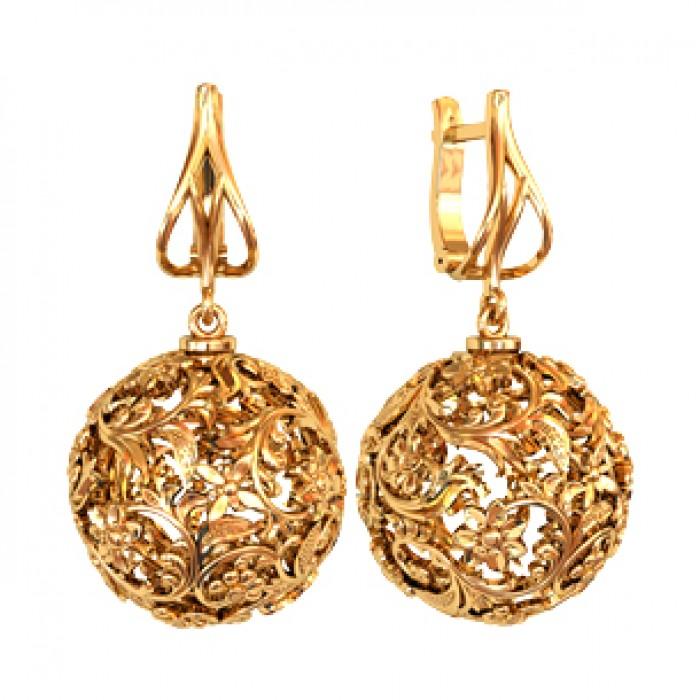 Earrings 110765