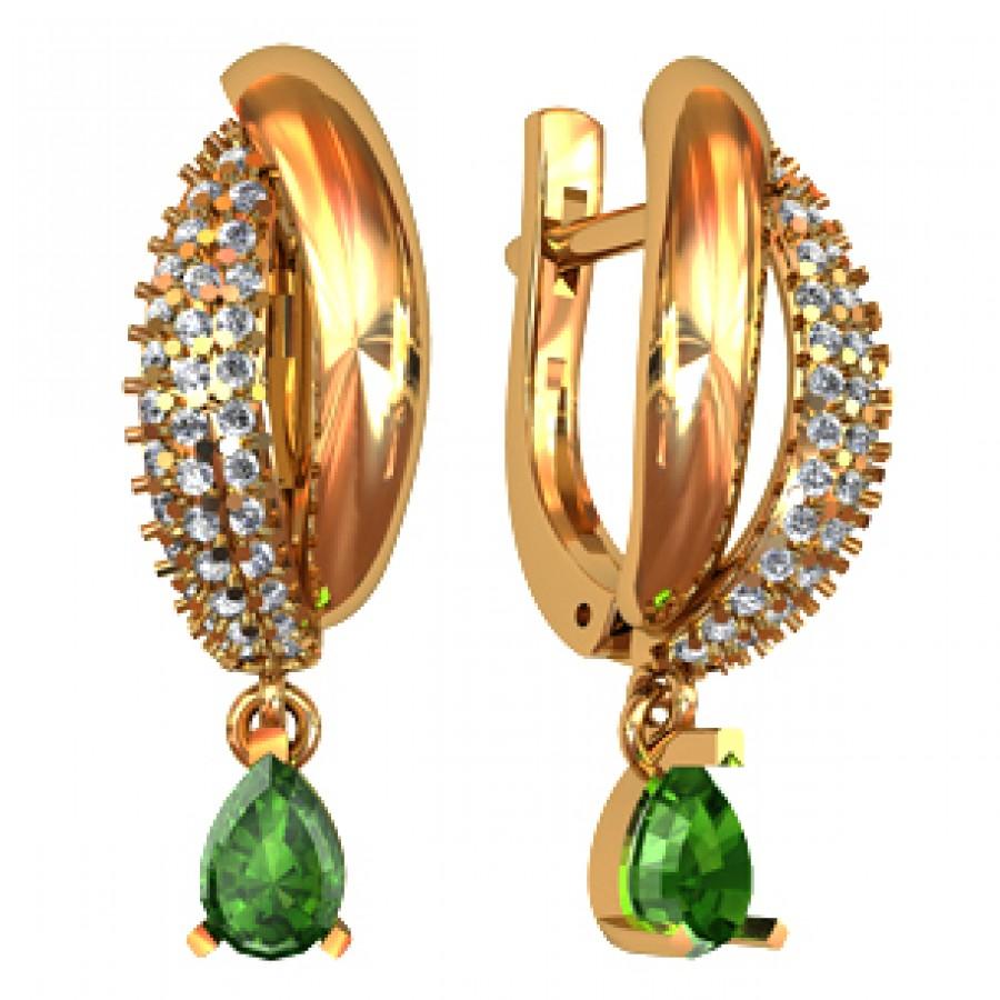 Earrings 110995