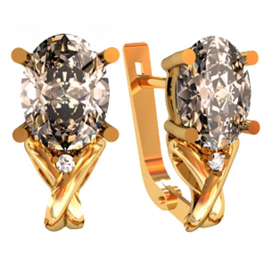 Earrings 111035