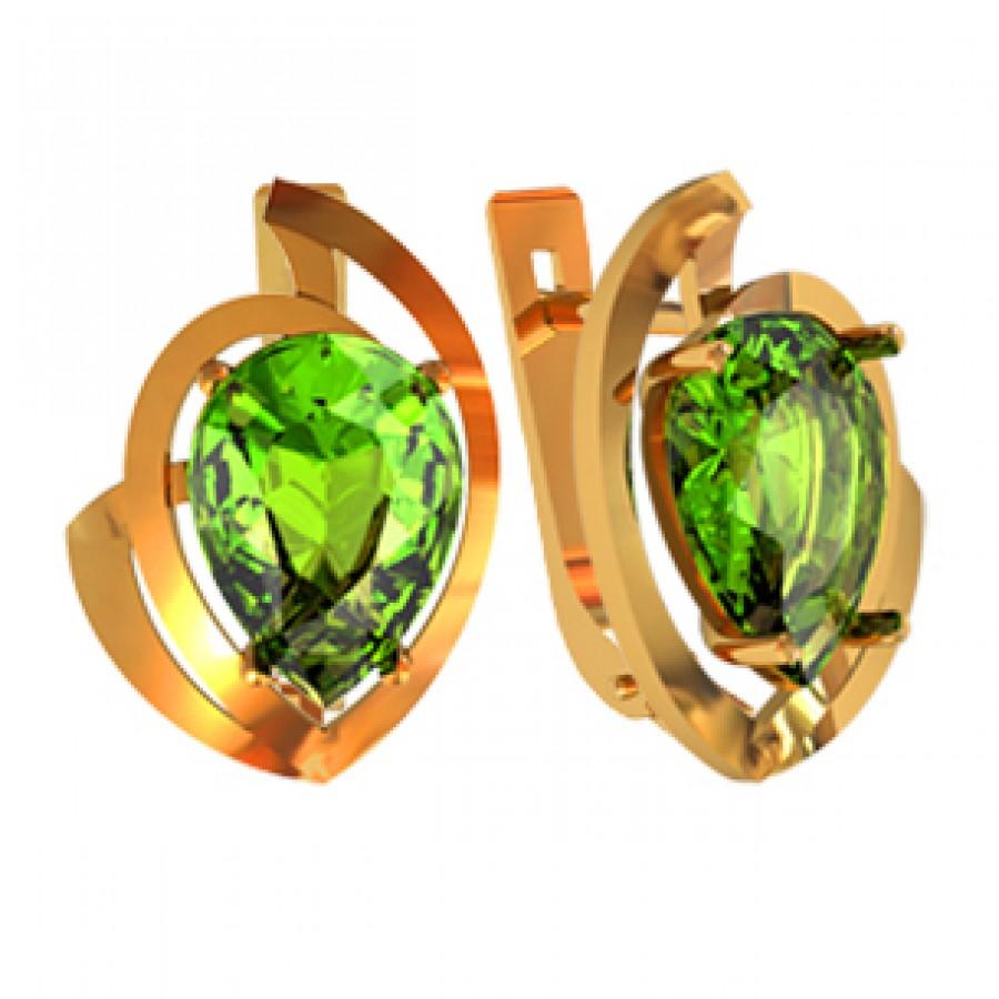 Earrings 111075