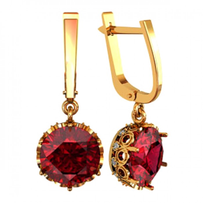 Earrings 111175