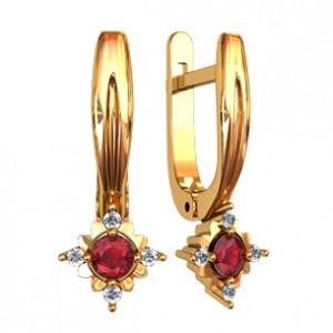 Earrings 111245