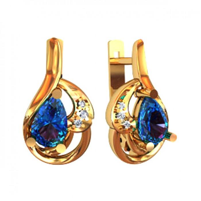 Earrings 111255