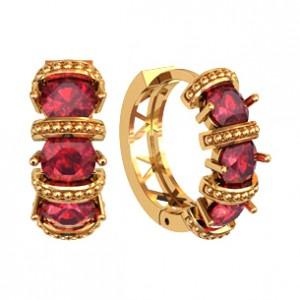 Earrings 111275
