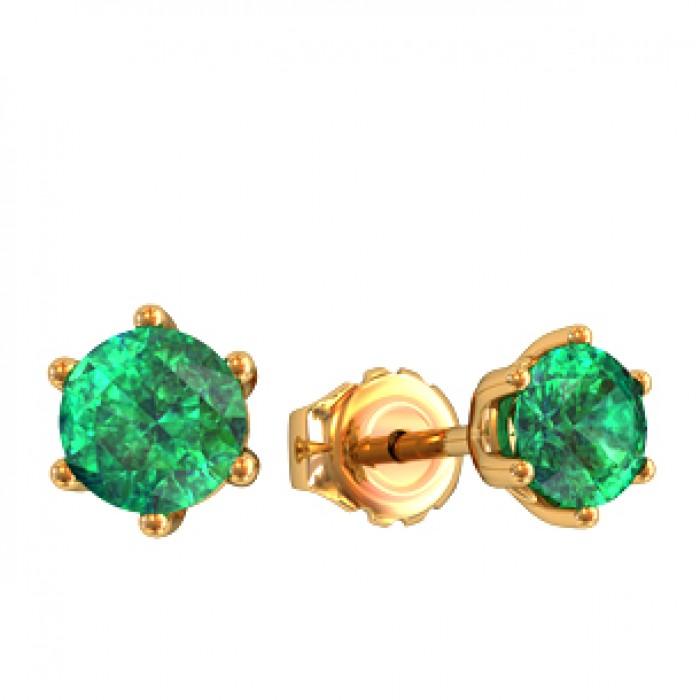 Stud earrings 310150