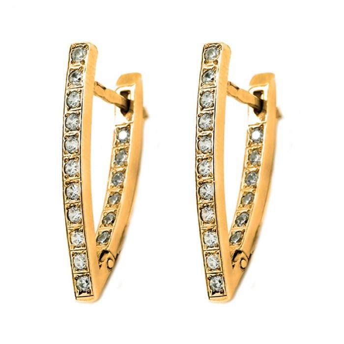 Earrings 21591