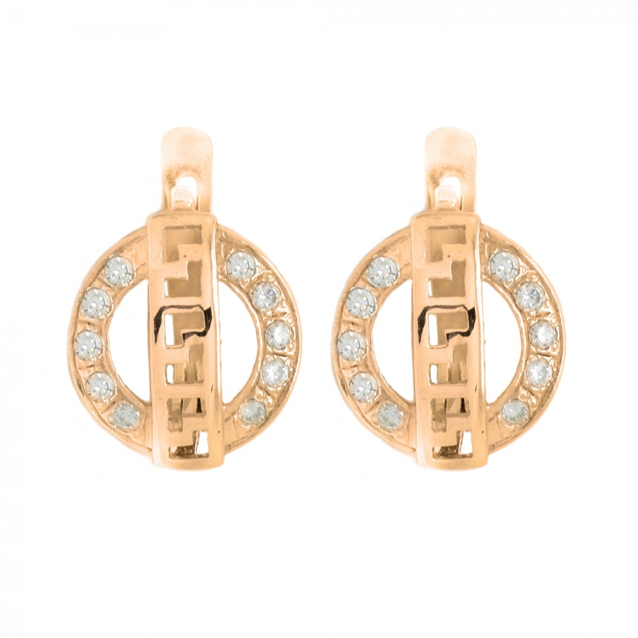 Earrings 21760