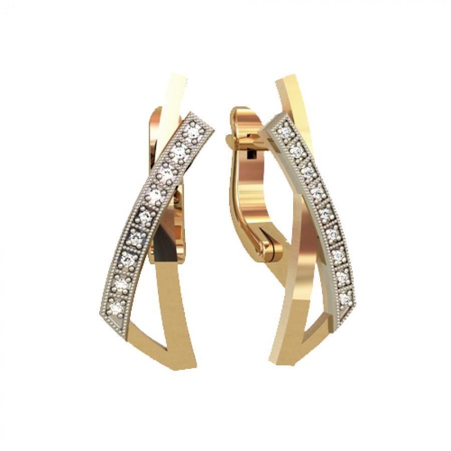 Earrings sc43