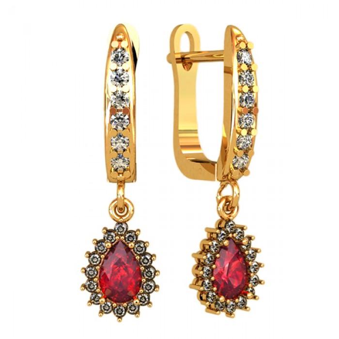 Earrings sc188