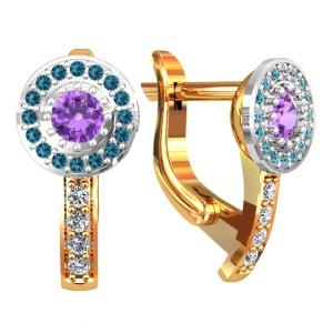 Earrings sc210