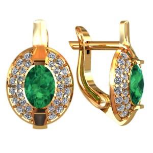 Earrings sc214