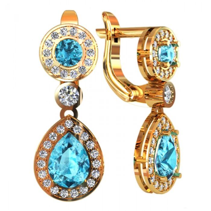 Earrings sc216