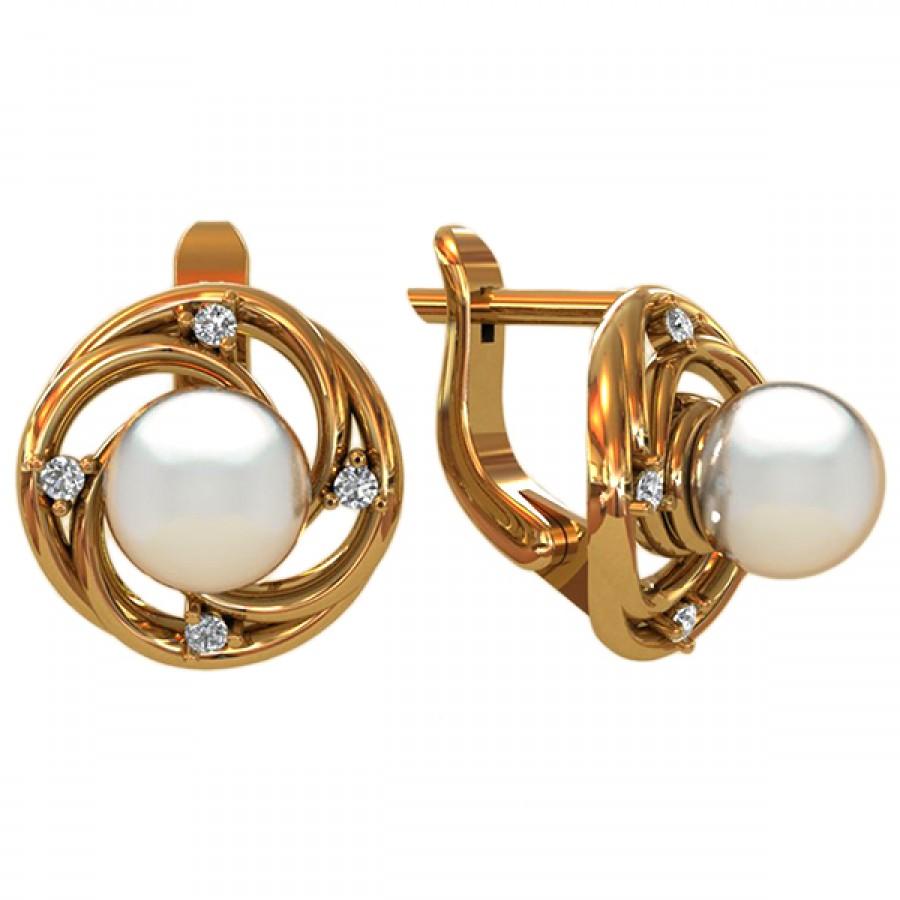 Earrings sc298