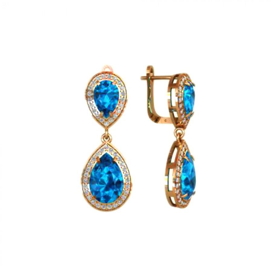 Earrings sv303