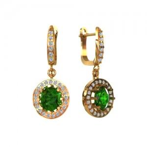 Earrings sv309