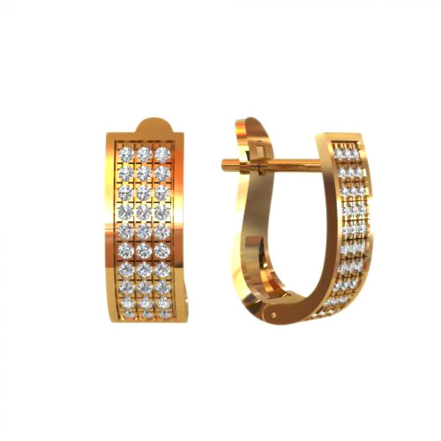 Earrings sc328