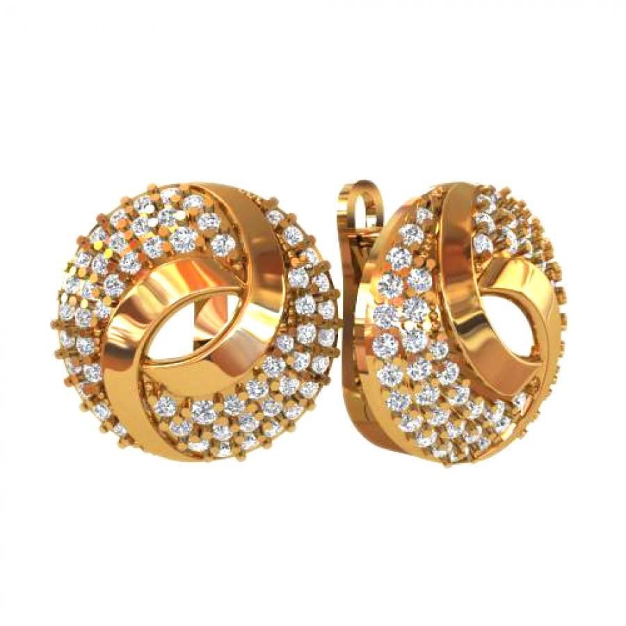 Earrings sc373
