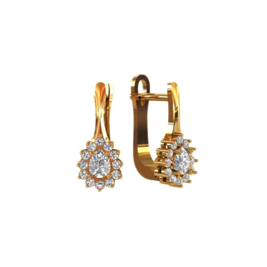 Earrings sb414