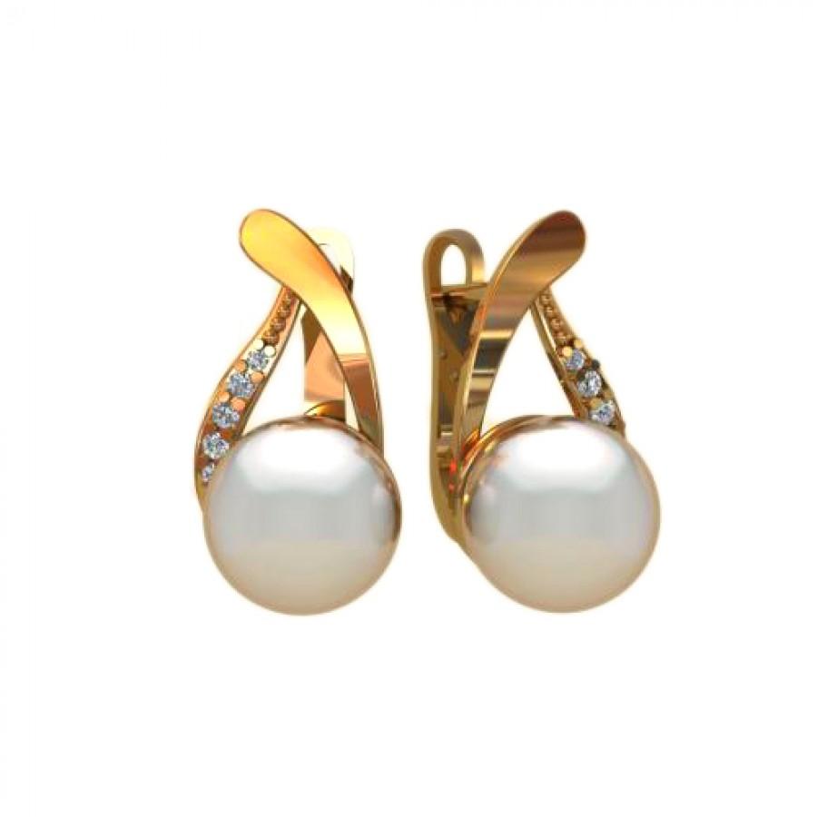 Earrings sc435