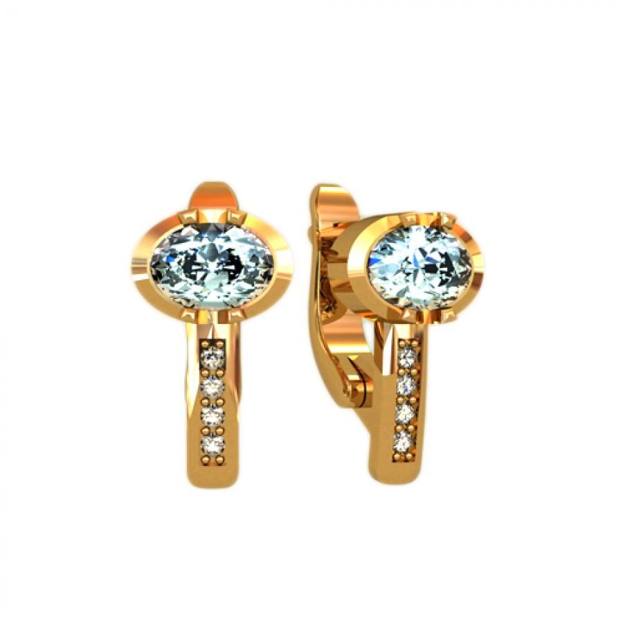 Earrings sc73
