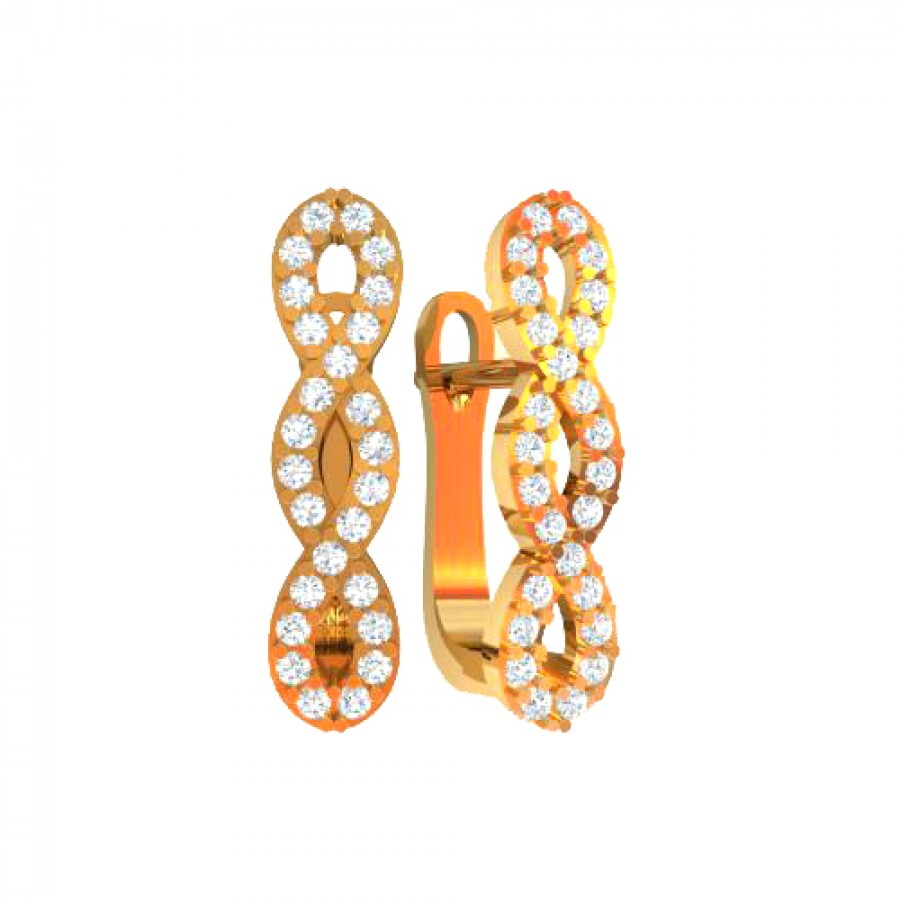 Earrings sc578