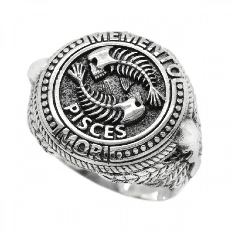 "Ring ""Pisces Zodiac"""