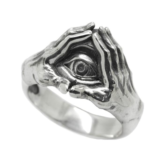 """Ring """"The Eye of God"""""""