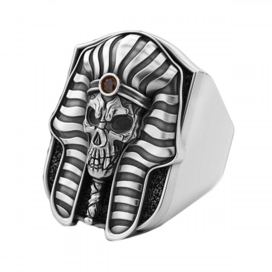 "Ring ""Pharaoh's Skull"""