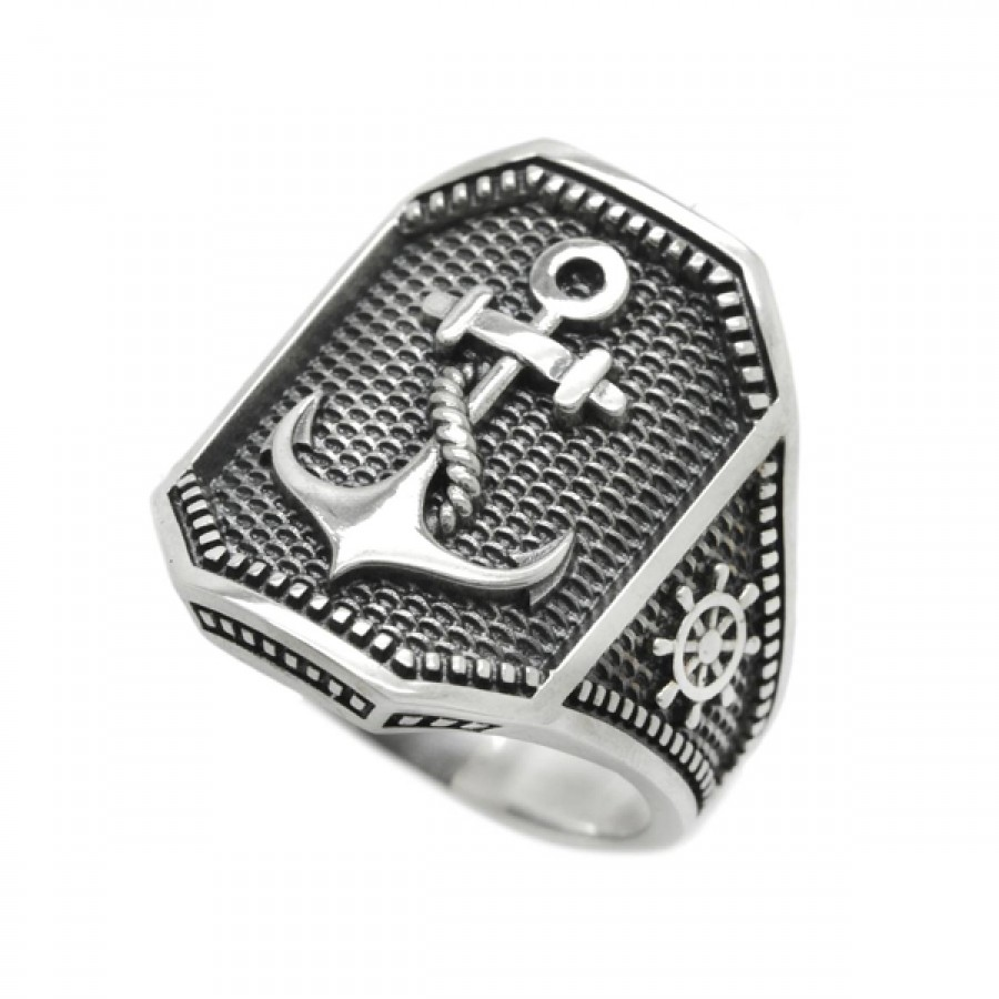 "Ring ""Sacred Anchor"""