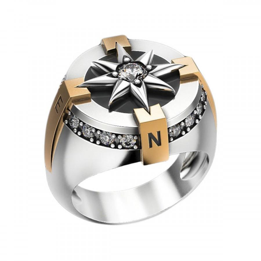 "Ring ""ROSE WIND"""