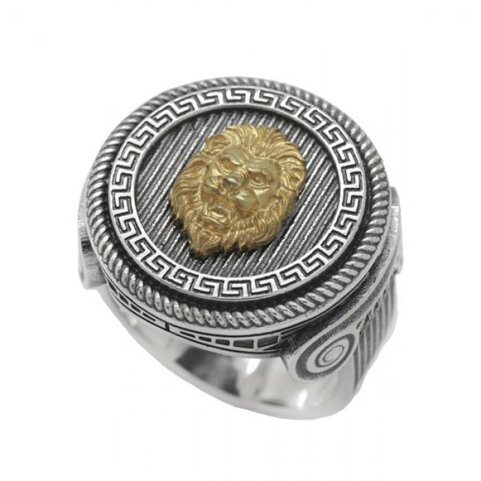 """Ring """"Greek Lion"""""""