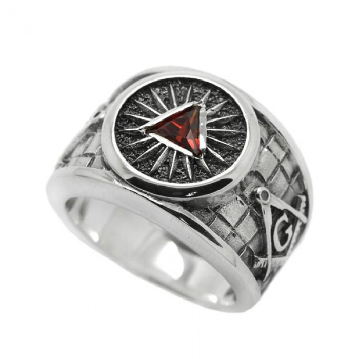 "Ring ""Eye of Providence"""