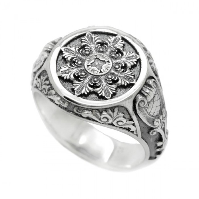 "Ring ""Barocco"""