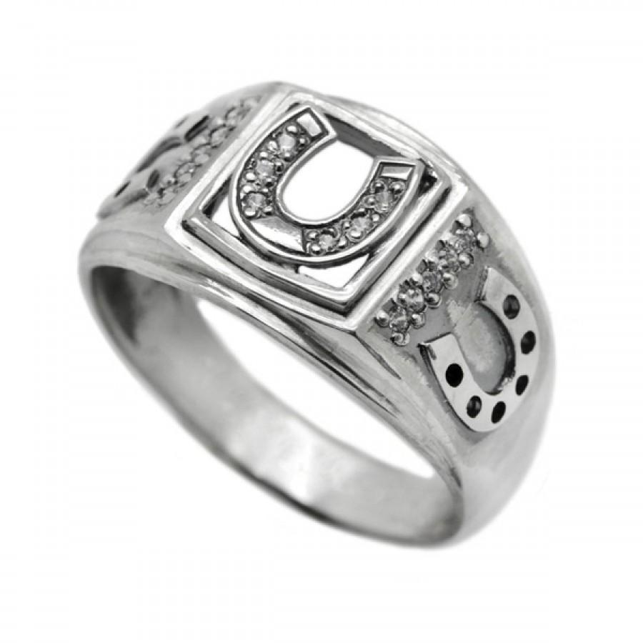 """Ring """"Horseshoe"""""""