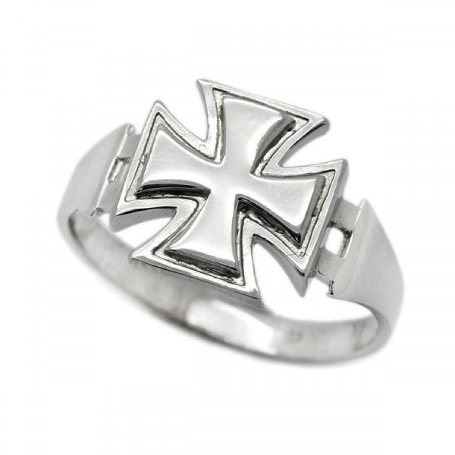"Ring ""Iron Cross"""