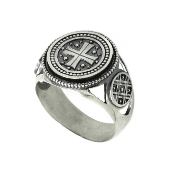 """Ring """"Knight's Cross"""""""