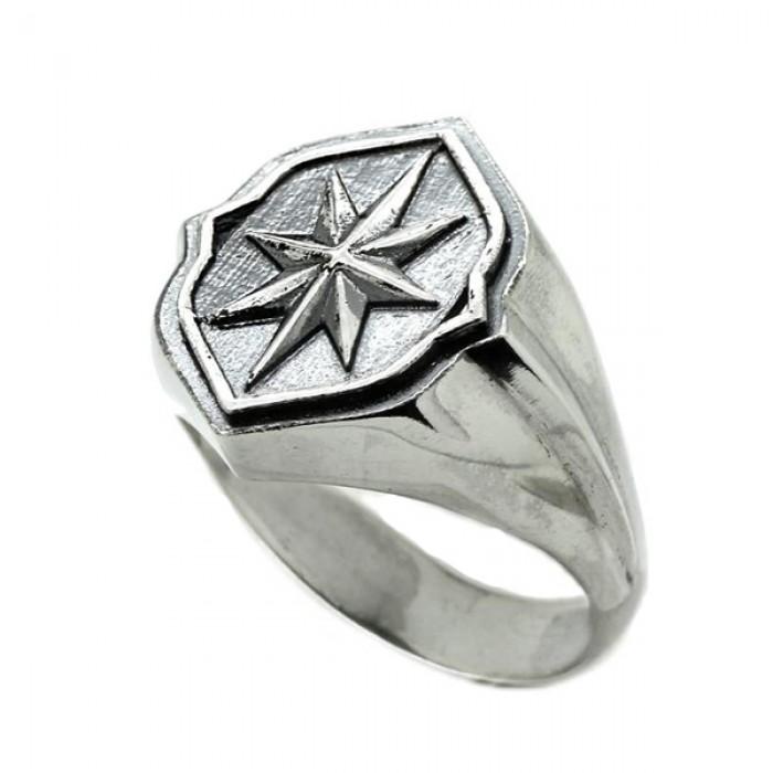 """Ring """"The star of Bethlehem"""""""