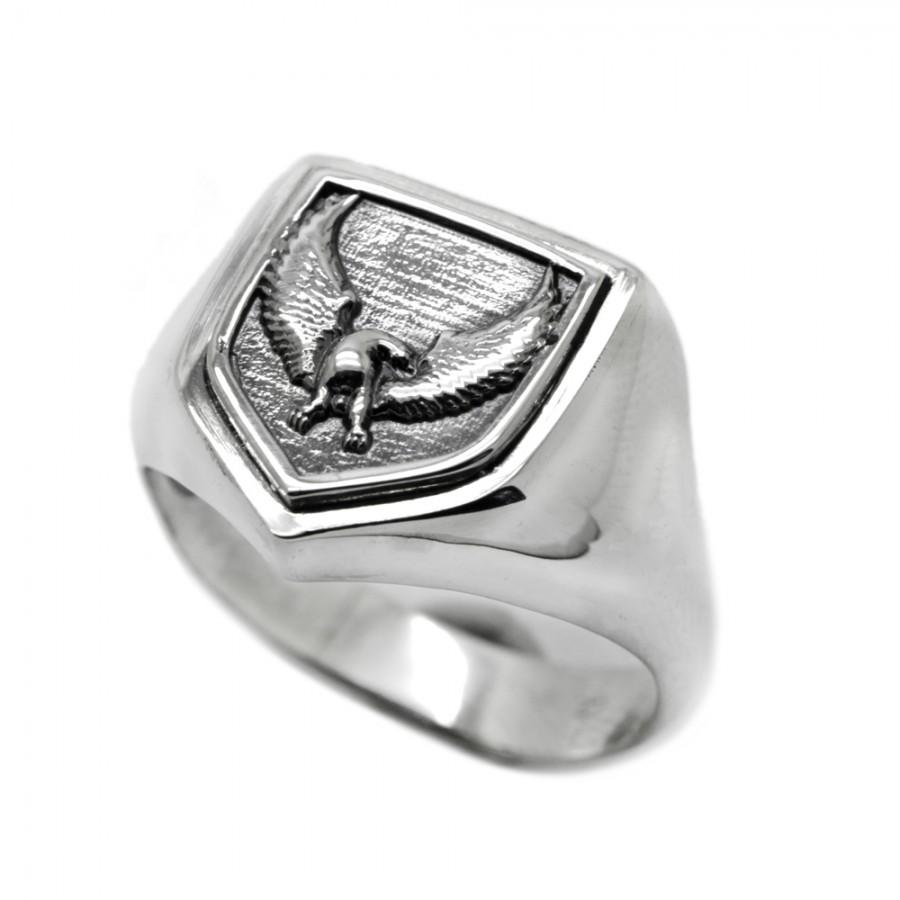 "Ring ""Bald Eagle"""
