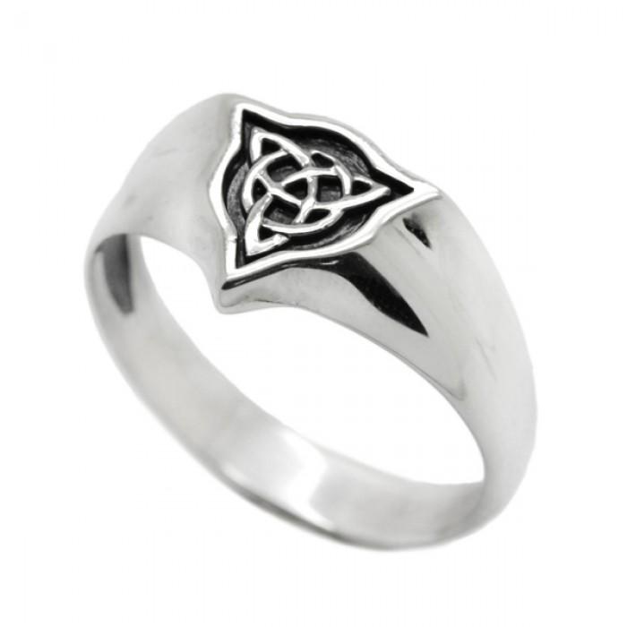 "Ring ""Triquetra"""