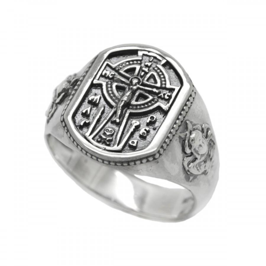 """Ring """"Celtic cross"""""""