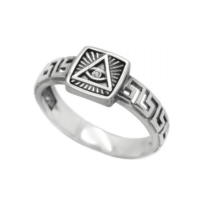 """Ring """"All Seeing Eye"""""""