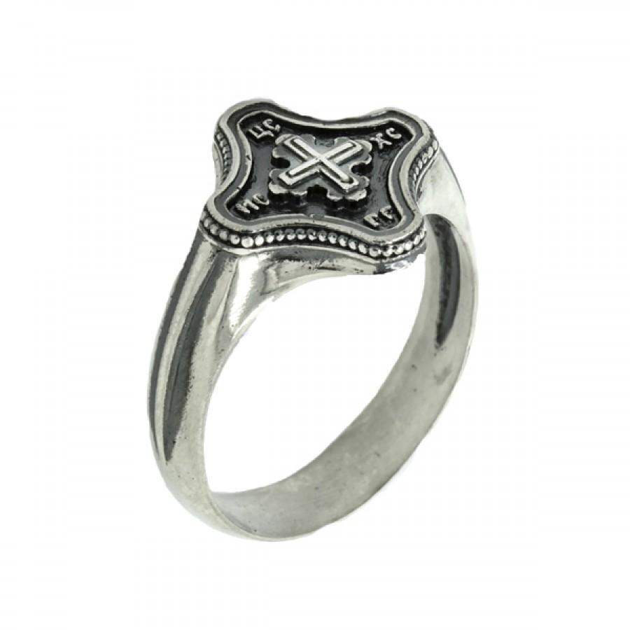 """Ring  """"Cross-Clover"""""""
