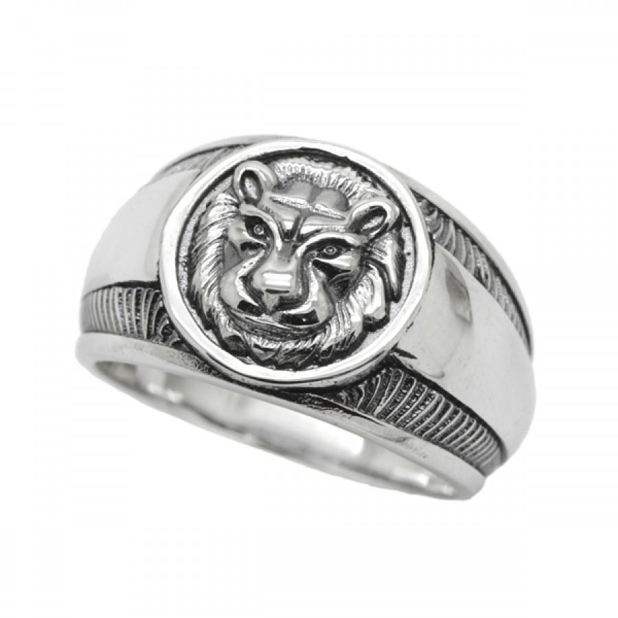 "Ring ""Lion's Heart"""